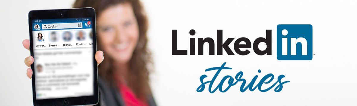 Stories en LinkedIn: la nueva funcionalidad de la red social